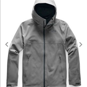Men's Apex Flex GTX Jacket Medium Grey Heather TNF